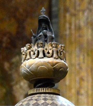 В католическом «соборе» существует макет экуменического «храма всемирной религии» грядущего антихриста (ФОТО)