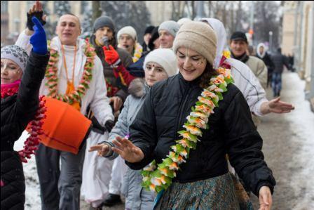 Кришнаиты как адепты глобализма