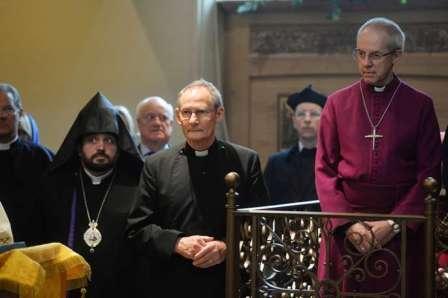 Экуменический визит православного патриарха  на Британские острова