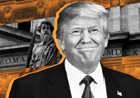 Обзор католической прессы  о Дональде Трампе