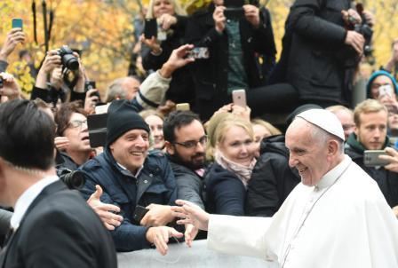 Папский визит в Швецию ради искоренения раскола между католиками и лютеранами