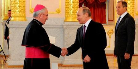 Новый папский посол в Российской Федерации в интервью ТАСС рассказал о своих планах на новом посту