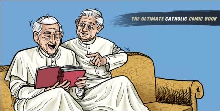 Папа лепит новую религию