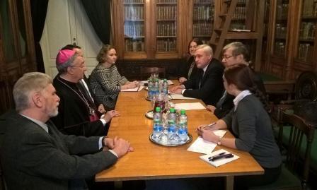 Росархив на службе Ватикана
