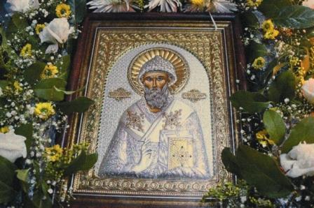 О почитание на Руси святителя Спиридона Тримифунтского