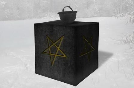 В Америке сатанистам разрешили поставить памятник павшим воинам