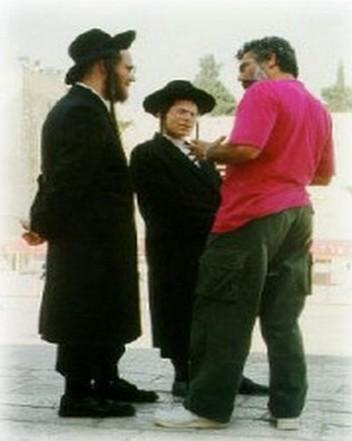 О евангелизационной деятельности  секты «мессианских евреев»  в Израиле