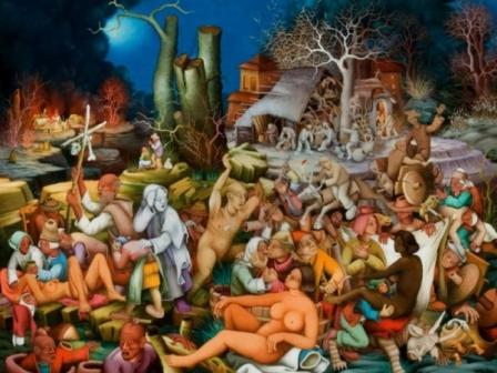 Содомия  - смертельная язва человечества