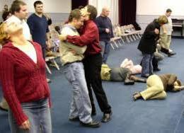 Пятидесятники во время глоссолалии одержимы злым духом