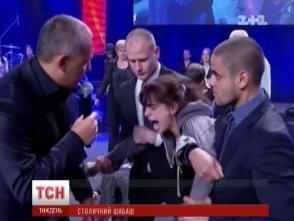 О массовых сеансах экзорцизма в Центре Киева