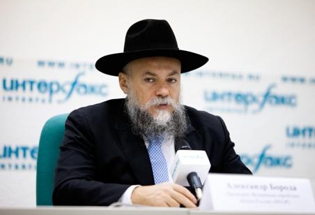 Президент Федерации еврейских общин России: 'В какой карман нам положить особую роль Православия?'