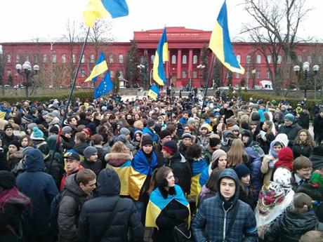 Евромайдан - мышеловка, в которой сначала все безплатно