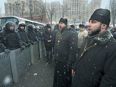Поклонники и соучастники евроинтеграции Украины в действии