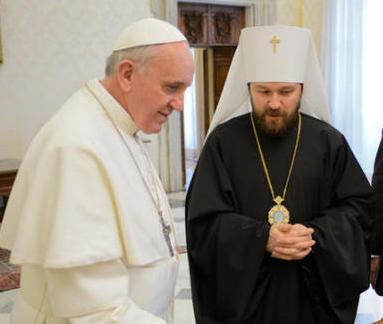 'Православные' иерархи дерзнули противиться Духу Святому и Церкви Христовой