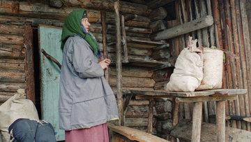 Раскольница Агафья Лыкова просит о помощи