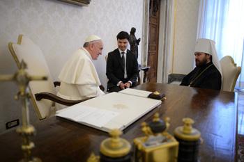 Враги России сегодня пытаются использовать весь потенциал и авторитет Русской Православной Церкви в своих целях