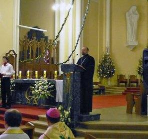 Предательское участие 'православных' экуменистов в католической мессе
