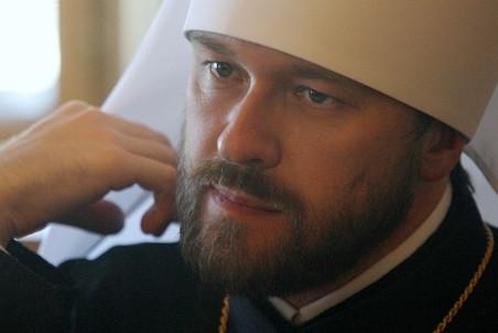 12 вопросов композитору, богослову, несколько раз 'почетному' митрополиту Илариону