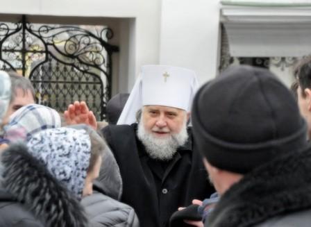 О ситуации в Почаевской лавре