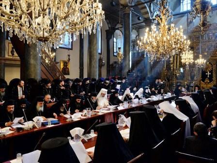 Не всякое собрание епископов есть собор, а только собрание епископов, стоящих в Истине