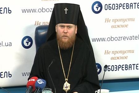 Раскольников безпокоит статус Крымской епархии