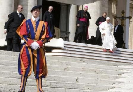 Разведывательные службы Ватикана