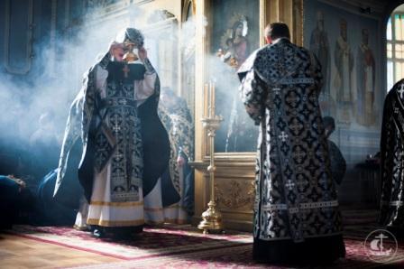 О совершении Литургии Преждеосвященных Даров в вечернее время
