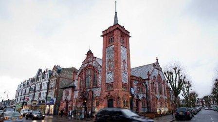 Англиканская 'церковь' в аренду