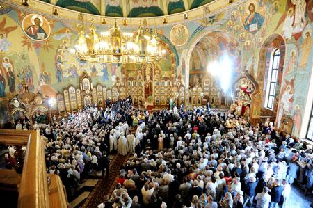 Дерзайте, стойте и узрите! (Беседа об истории и современности Польской Православной Церкви)