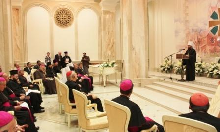 Псевдохристианская позиция экуменического митрополита Илариона