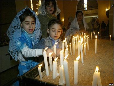 «Лица, которые посещают армянскую церковь, далеки от Бога»