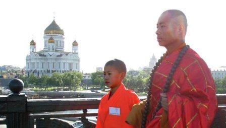 Буддийские капища скоро появятся и в Москве