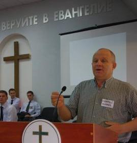Имеет ли право на существование баптистская молельня в православном Луганске?