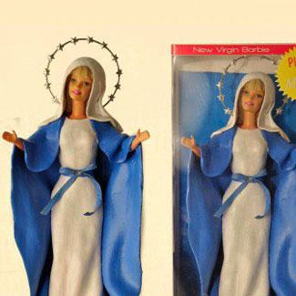 Кукольная провокация: шоу «Барби, пластиковая религия»