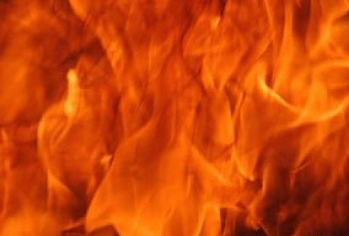 Православная земля очищается огнем от сатанинской нечести
