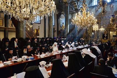 Нужен ли Церкви Христовой новый Вселенский Собор?