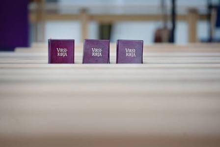 Финские лютеране покидают 'церковь', скатившуюся до оправдания содомского греха