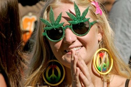 Наркотические секты в США