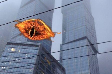 Дуракам закон не писан: виртуальное 'око Саурона' все-таки установили