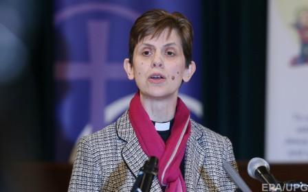 Либби - первая англиканская епископша