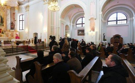 Паписты Беларусии хлопочут об откытии теологической академии