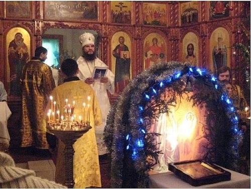 Христианство — религия мира и радости: Слово в день Рождества Христова
