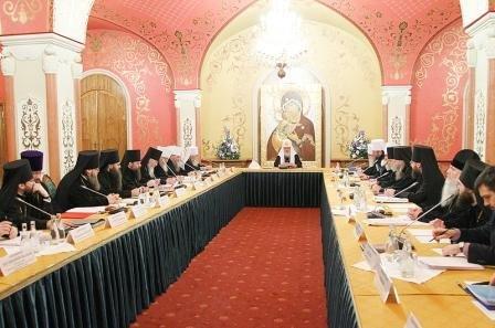 Главная задача в 2015 году – противостоять подготовке «Всеправославного Собора»