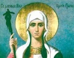 Мудрая Благовестница, наставляющая на путь истины и Православия
