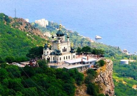 Крым - колыбель Православной веры, а протестанты там всегда были чужими!