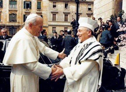 Скончался Элио Тоафф - инициатор иудо-католического диалога