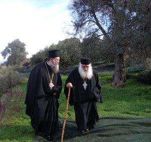 Беседа со старцем Парфением (Мурелатосом) о спасении в последние времена