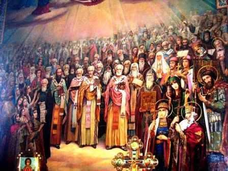 Закон святости - исповедание веры