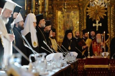 «Всеправославный собор» как современный аналог Флорентийской унии